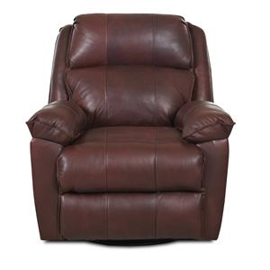 Elliston Place Brandt Casual Gliding Reclining Chair