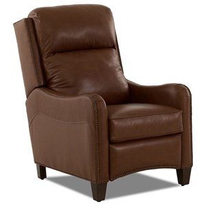 High Leg Reclining Chair w/ Nails