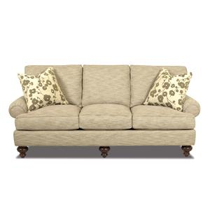Klaussner Brette Stationary Sofa