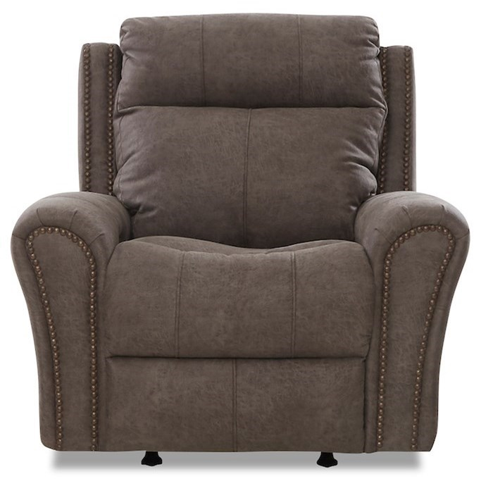 Power Reclining Chair w/ Pwr Headrest/Lumbar