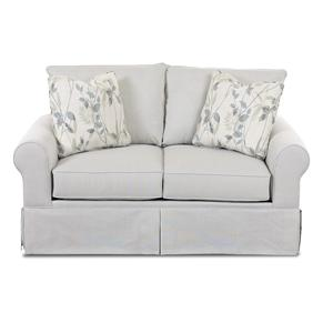 Elliston Place Brook Upholstered Loveseat