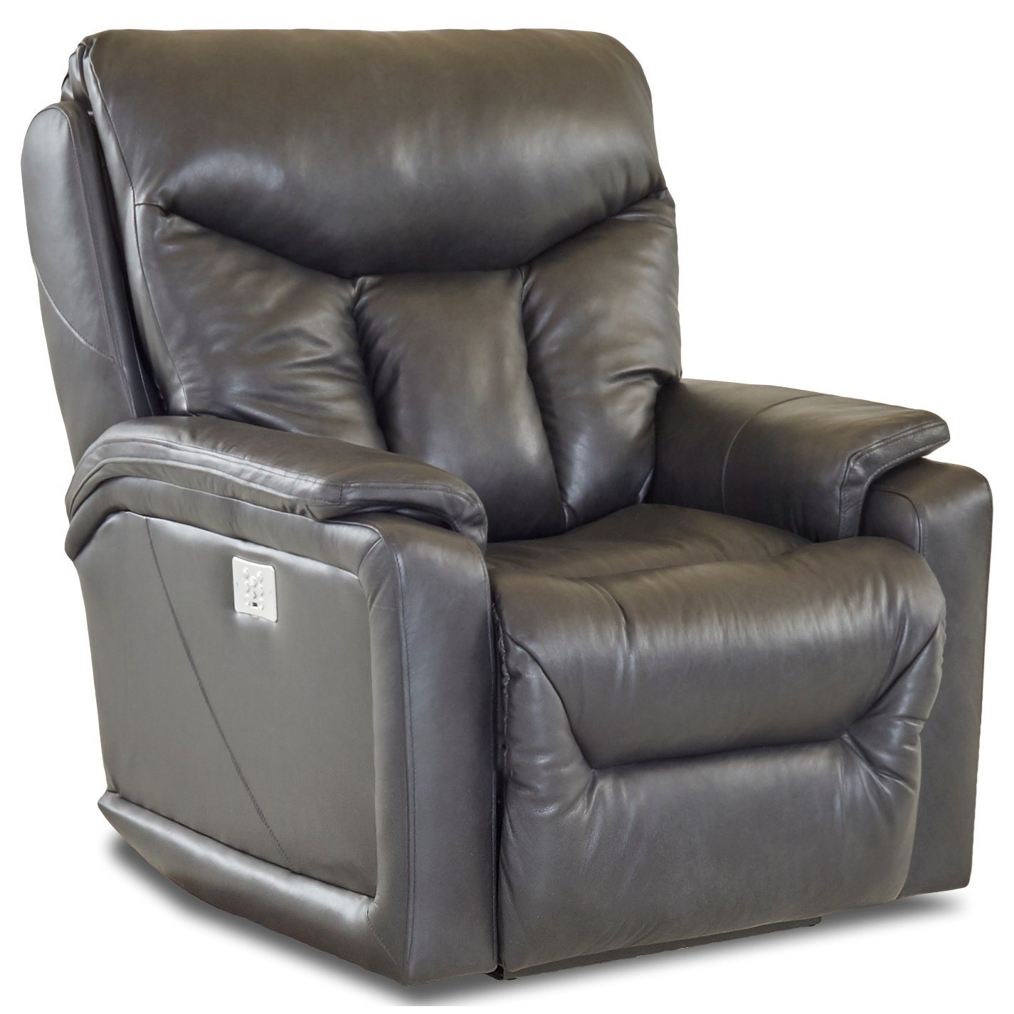 Power Rocker Recliner w/ Pwr Head/Lumbar