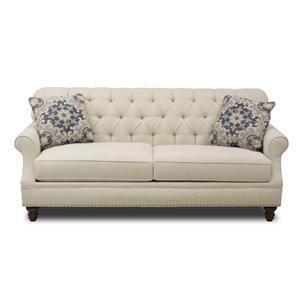 Metropia Barrington Sofa w/ Nailheads