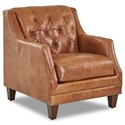 Klaussner Buxton Traditional Tufted Chair