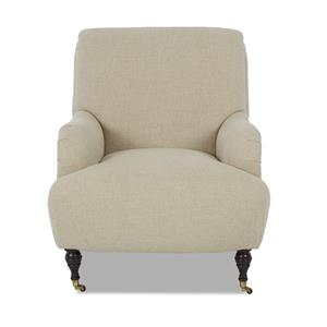 Belfort Basics Cameron Traditional Accent Chair