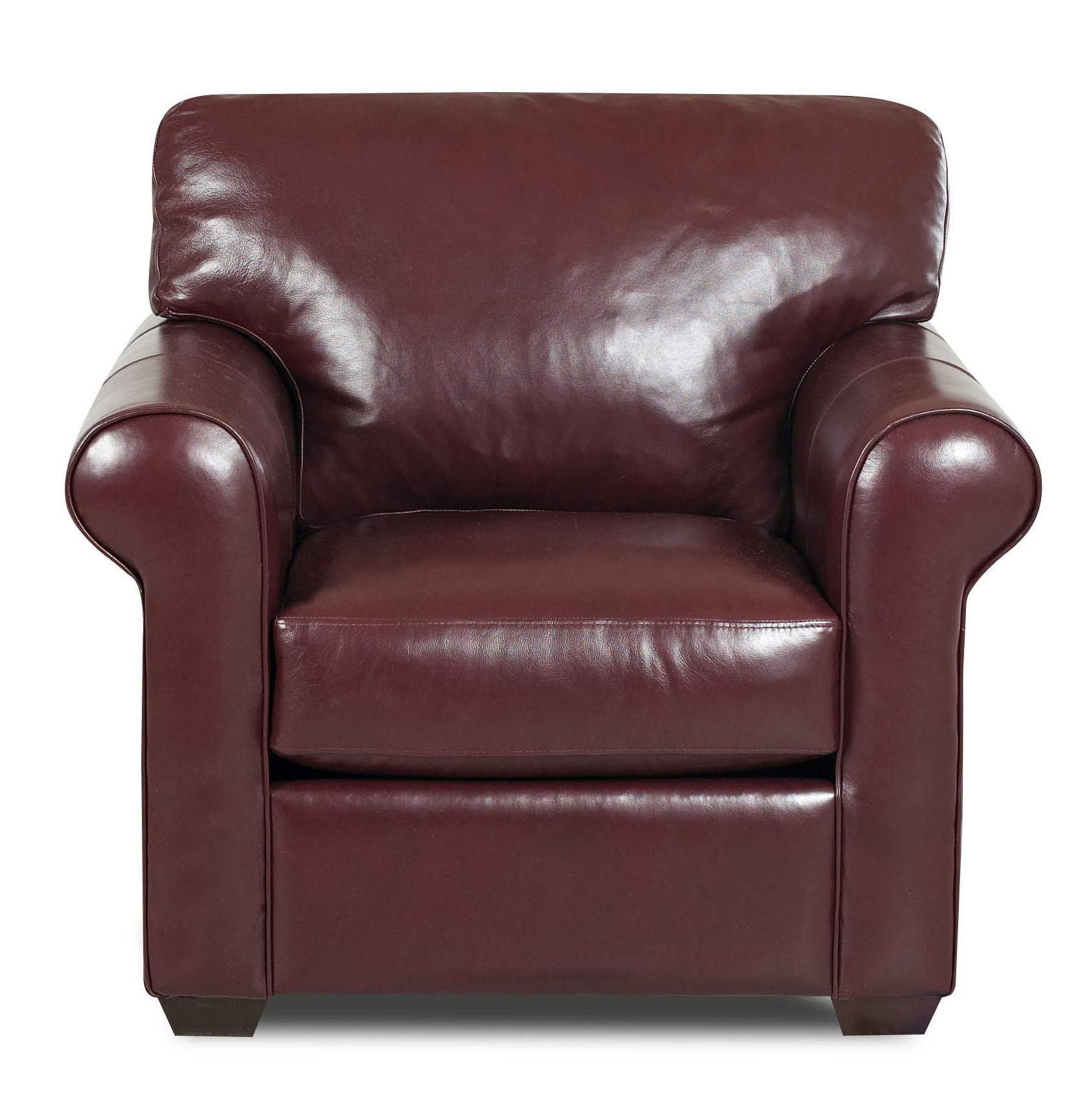Klaussner Canoy Chair - Item Number: 50200C