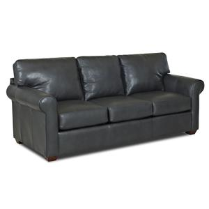 Klaussner Canoy 3-Seater Stationary Sofa