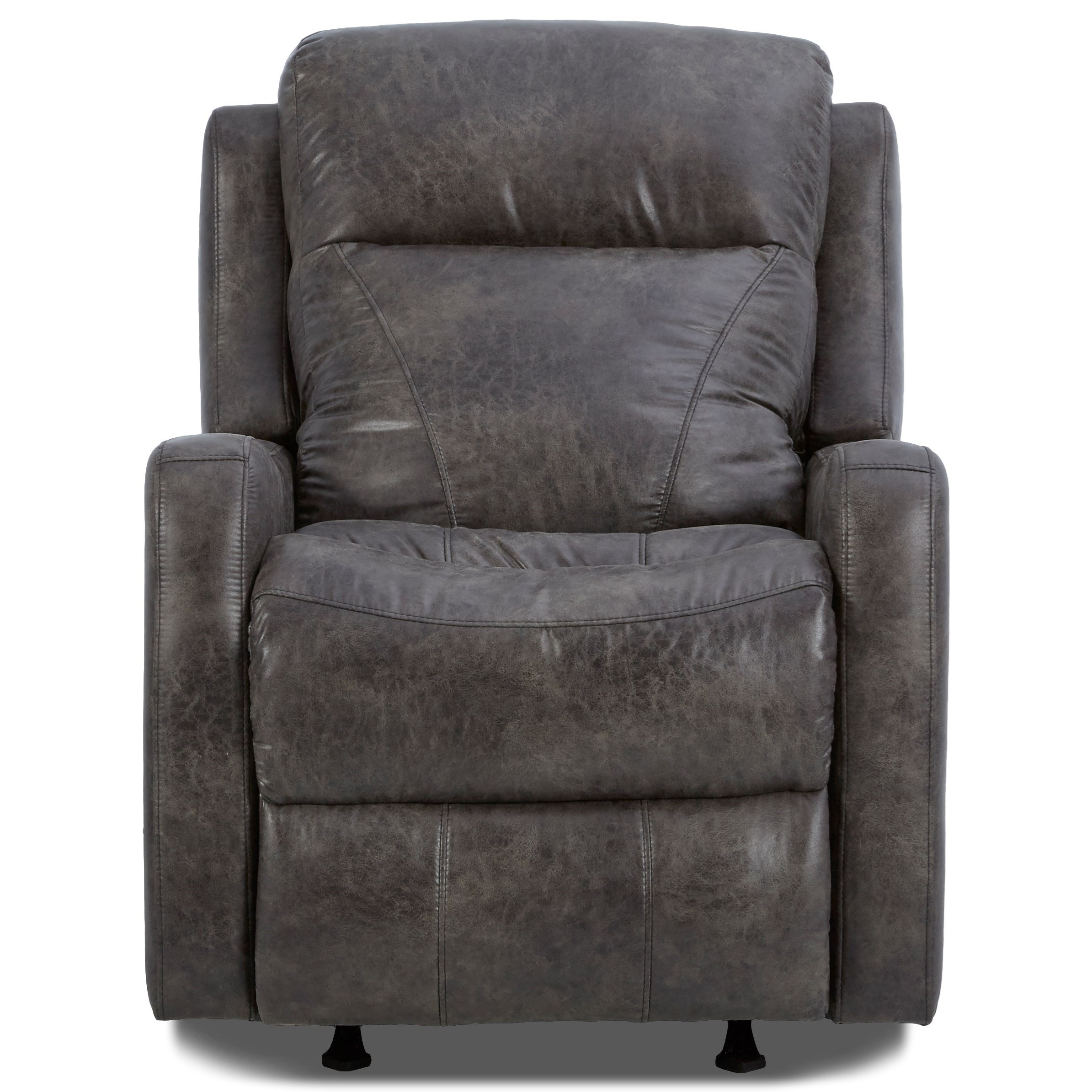 Klaussner Caprice Power Recliner with Power Headrest - Item Number: 77843-8 PWRC