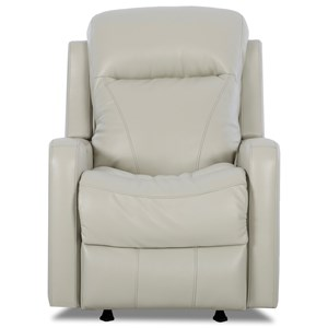 Klaussner Caprice Power Recliner with Power Headrest