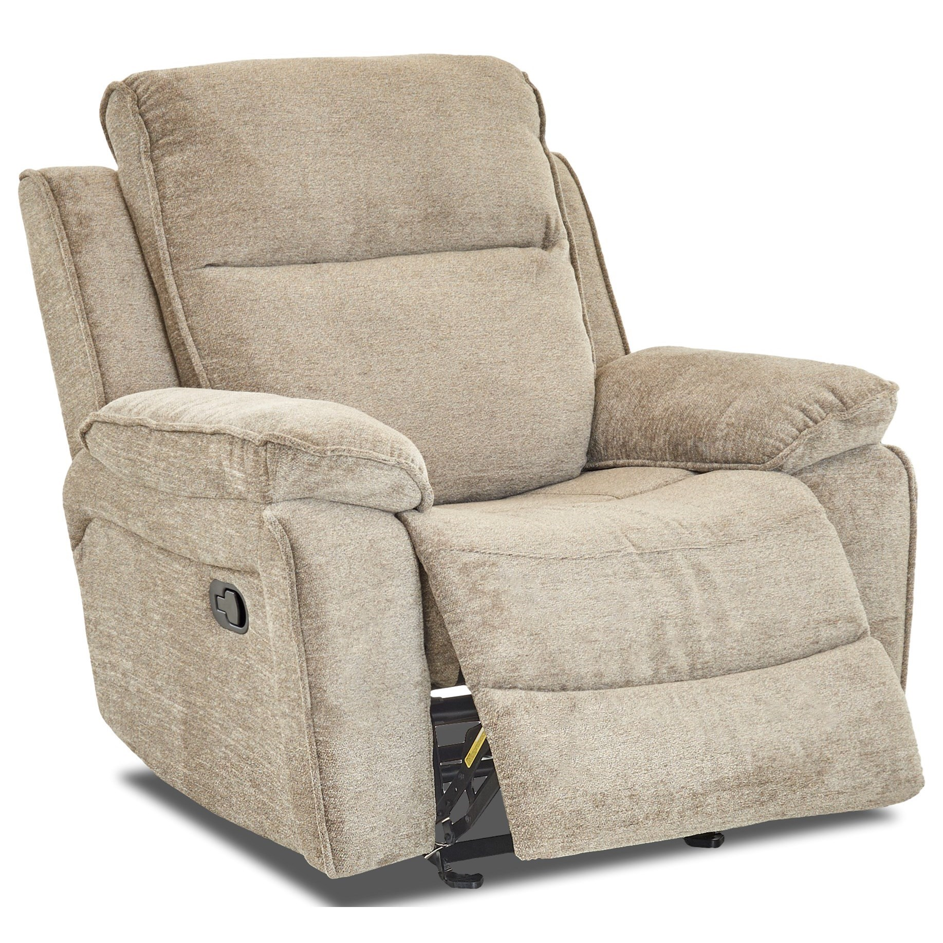 Klaussner Castaway Casual Power Reclining Chair With