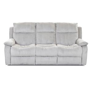 Simple Elegance Castaway Casual Reclining Sofa