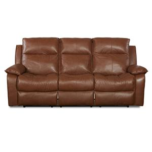Elliston Place Castaway Casual Power Reclining Sofa