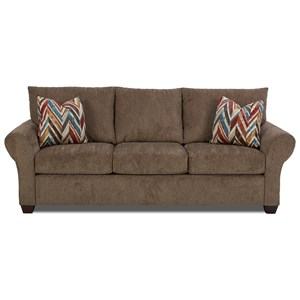 Elliston Place Cedar Creek Air Coil Sleeper Sofa