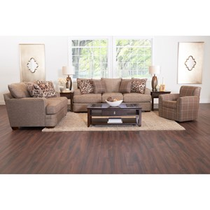 Klaussner Chadwick Living Room Group