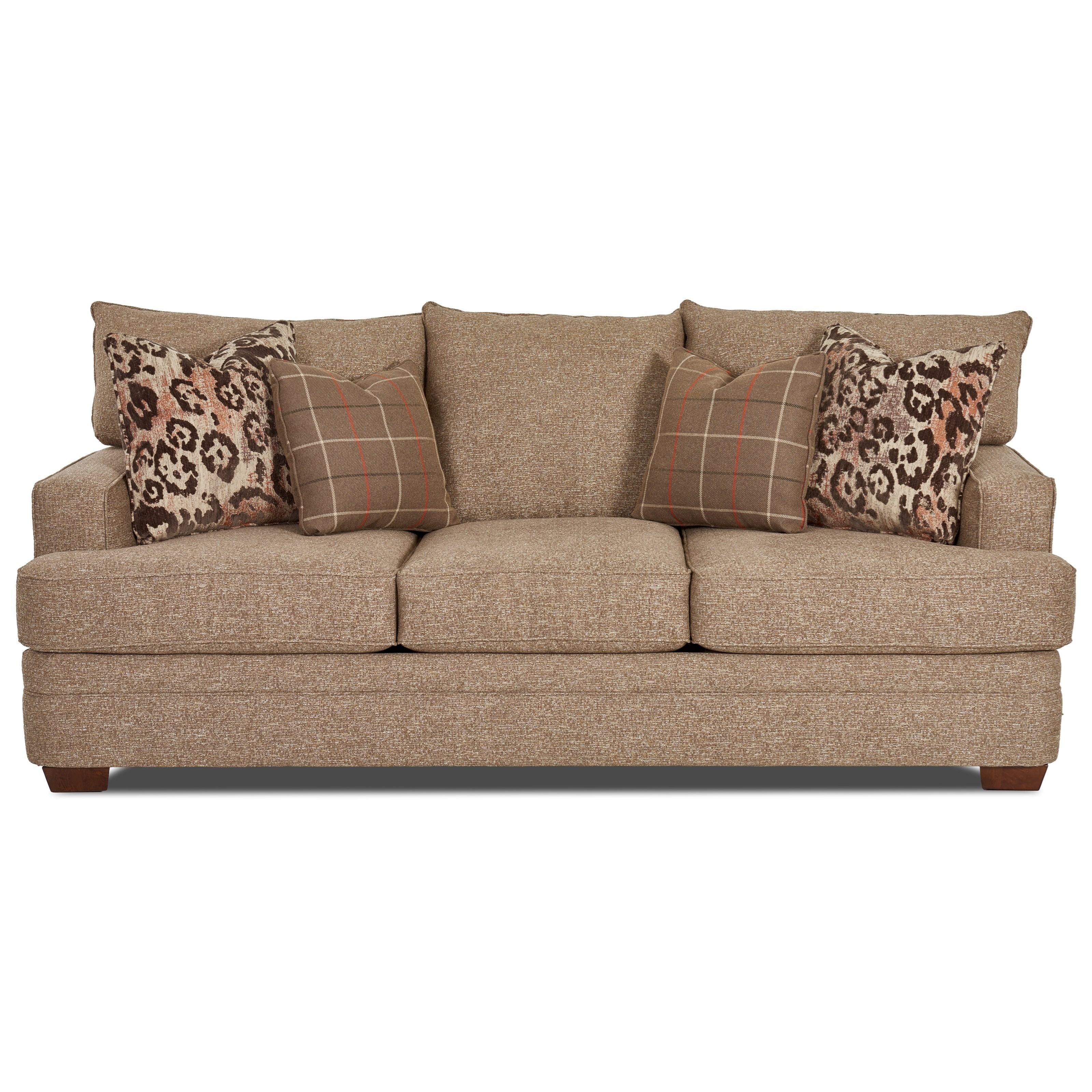 Klaussner Chadwick Chadwick Sofa - Item Number: K28500 S
