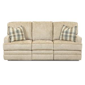 Elliston Place Chapman Casual Power Reclining Sofa