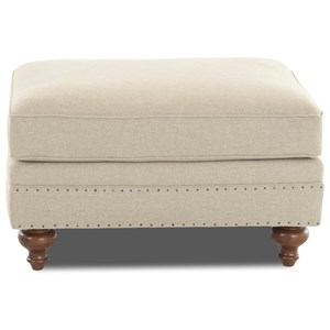 Klaussner Charlotte (Distinctions by Klaussner) Ottoman
