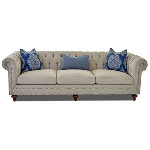 Klaussner Charlotte Extra Large Sofa