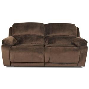 Klaussner Charmed Reclining Sofa