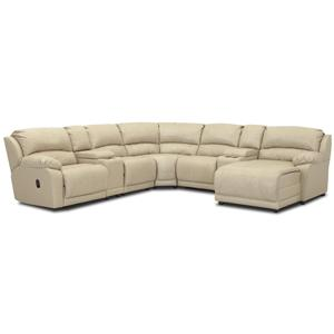 Elliston Place Charmed Seven Piece Sectional