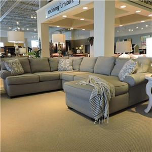 Belfort Basics Choices Sectional Sofa
