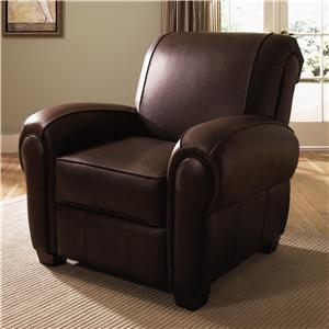 Klaussner Cigar Upholstered Chair