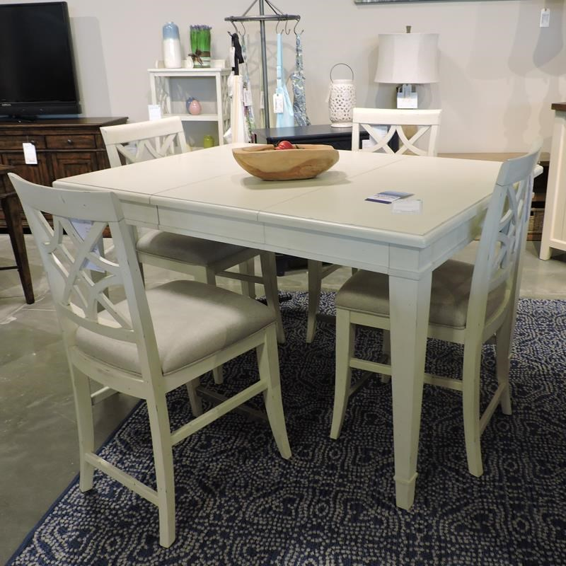 Counter Table & 3 Chairs