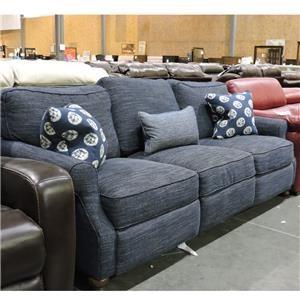 Belfort Basics Clearance Power Reclining Sofa