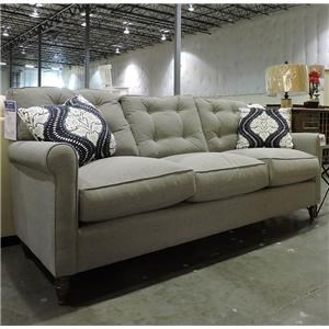 Belfort Basics Clearance 3 Seat Sofa
