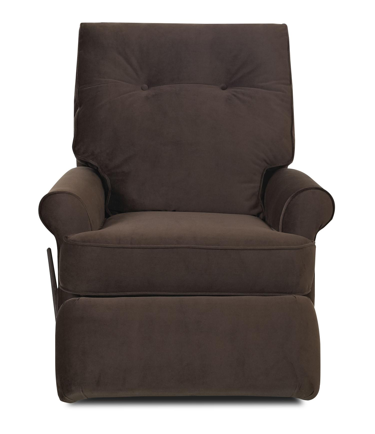 Clearwater Transitional Power Reclining Chair By Klaussner Wolf Furniture