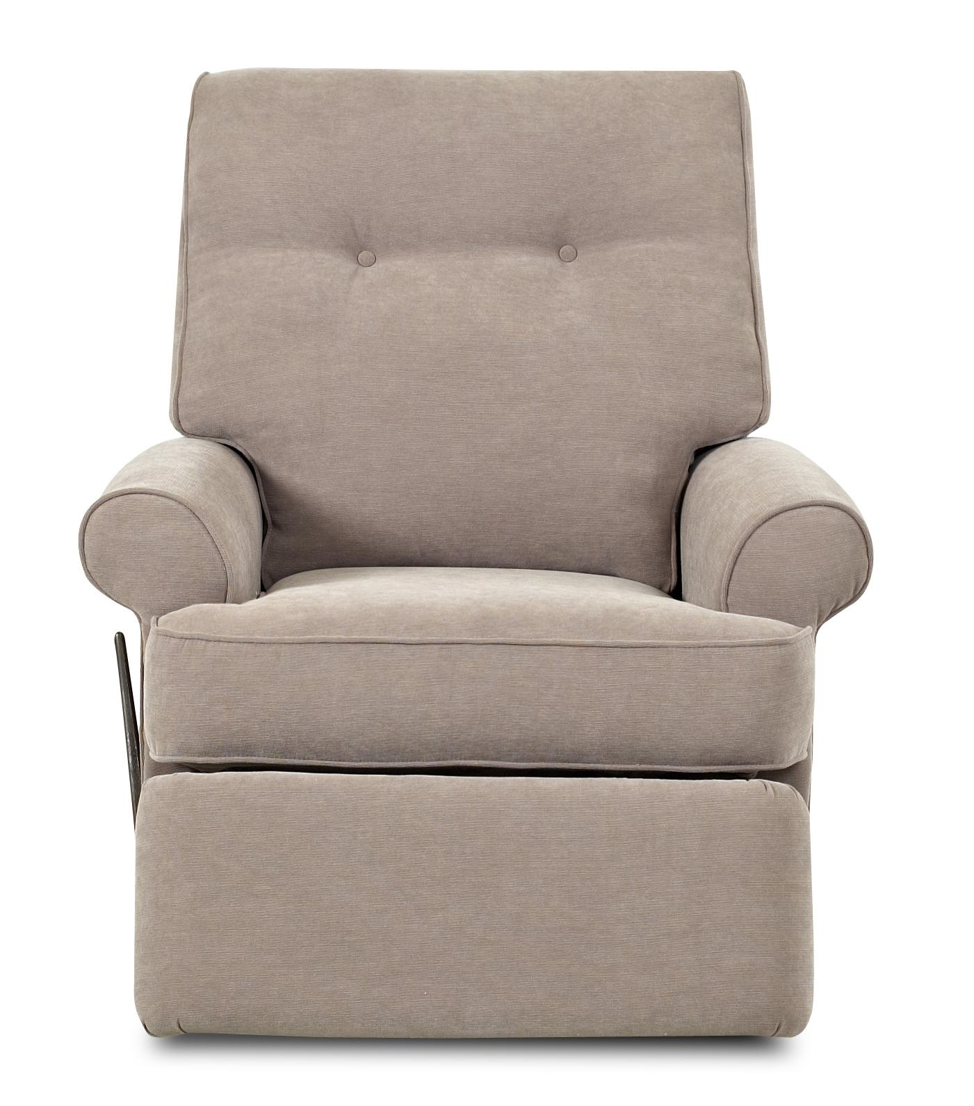 Klaussner Clearwater Transitional Power Reclining Chair John V Schultz Furniture Three Way