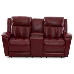 Console Power Reclining Loveseat