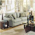 Klaussner Comfy Casual Sofa