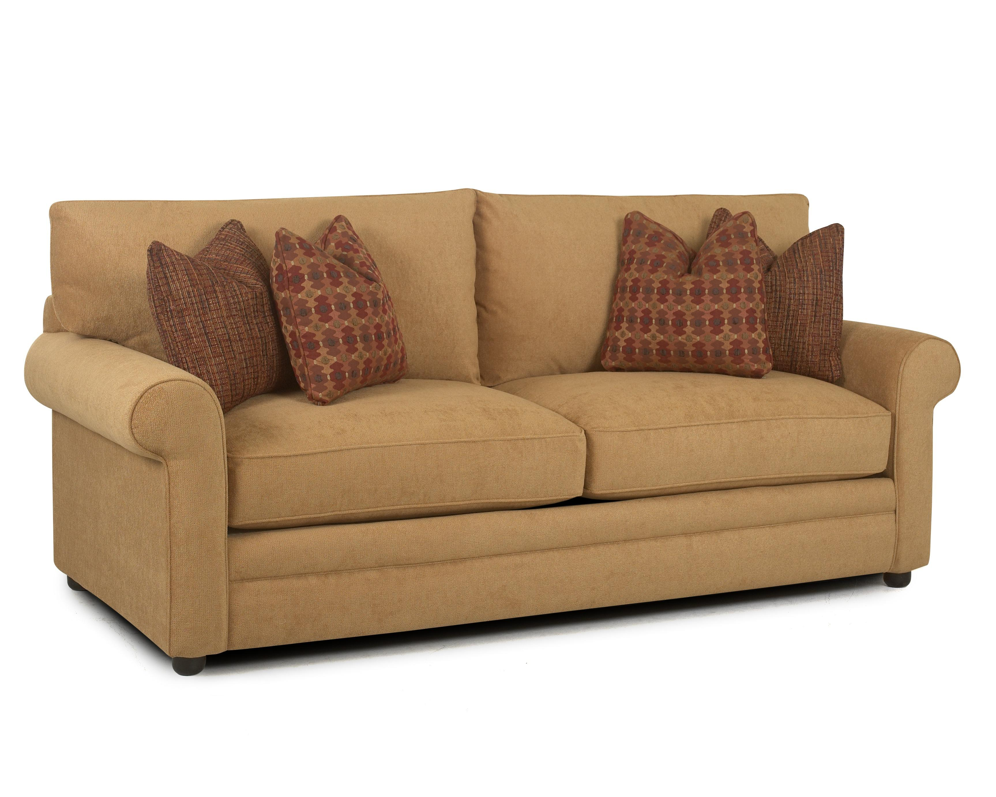Comfy Sofa by Klaussner at Johnny Janosik