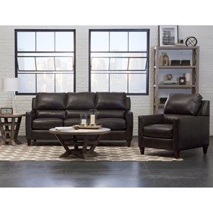 Klaussner Cortland Living Room Group