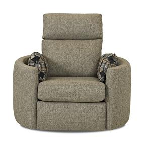 Elliston Place Cosmo Reclining Swivel Chair