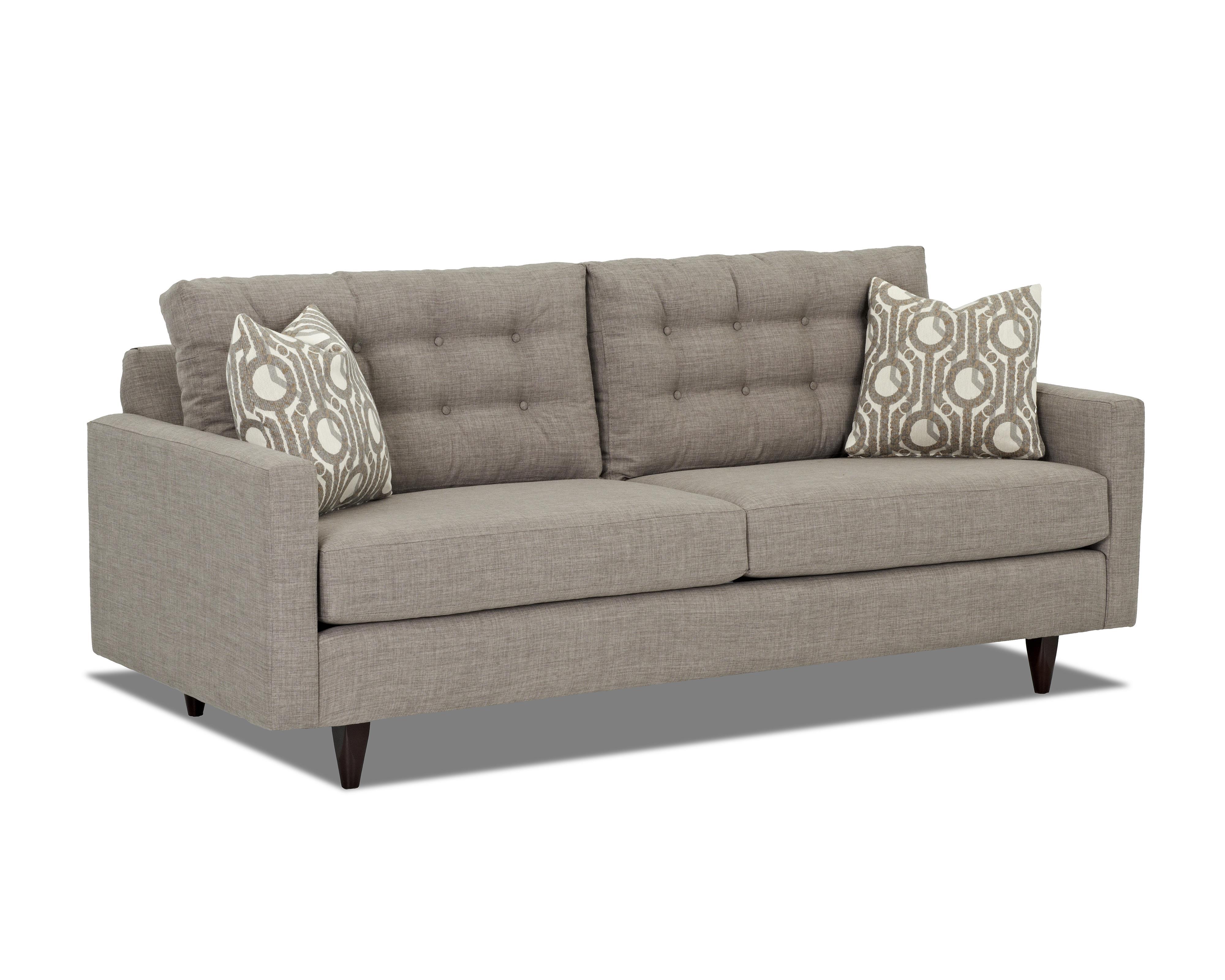 Klaussner Craven  Sofa - Item Number: K30520 S-FandangoStone