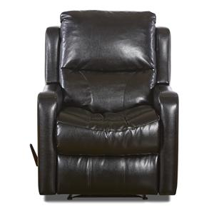 Klaussner Cruiser Transitional Reclining Rocking Chair