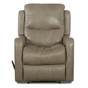 Klaussner Cruiser Transitional Power Reclining Chair