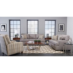 Klaussner Cruze Living Room Group