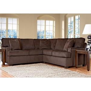 Elliston Place Cruze 2 Pc Sectional Sofa