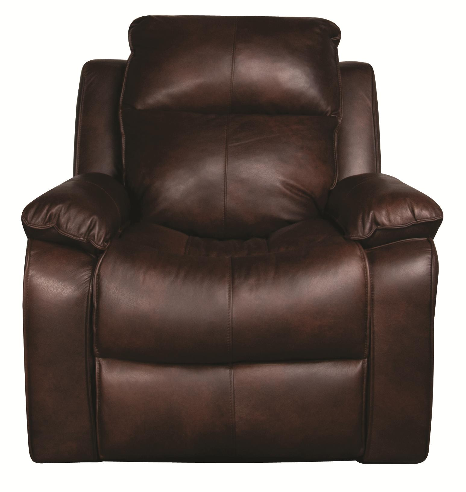 Elliston Place Darius Darius Leather-Match* Power Recliner - Item Number: 108852559