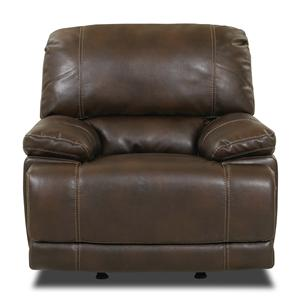 Morris Home Furnishings Darius Gliding Reclining Chair