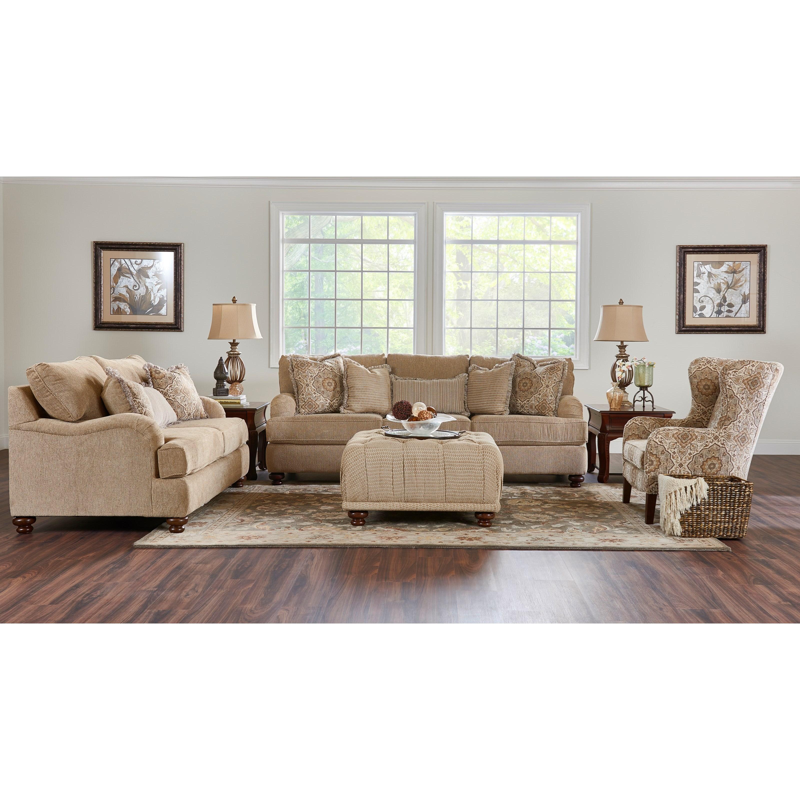 Declan Living Room Group