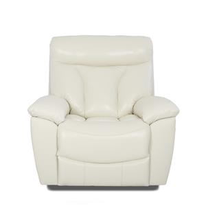 Klaussner Deluxe Glider Recliner with Swivel