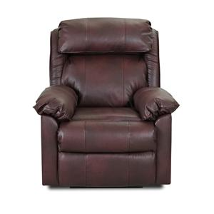 Klaussner Destin  Manual Reclining Chair