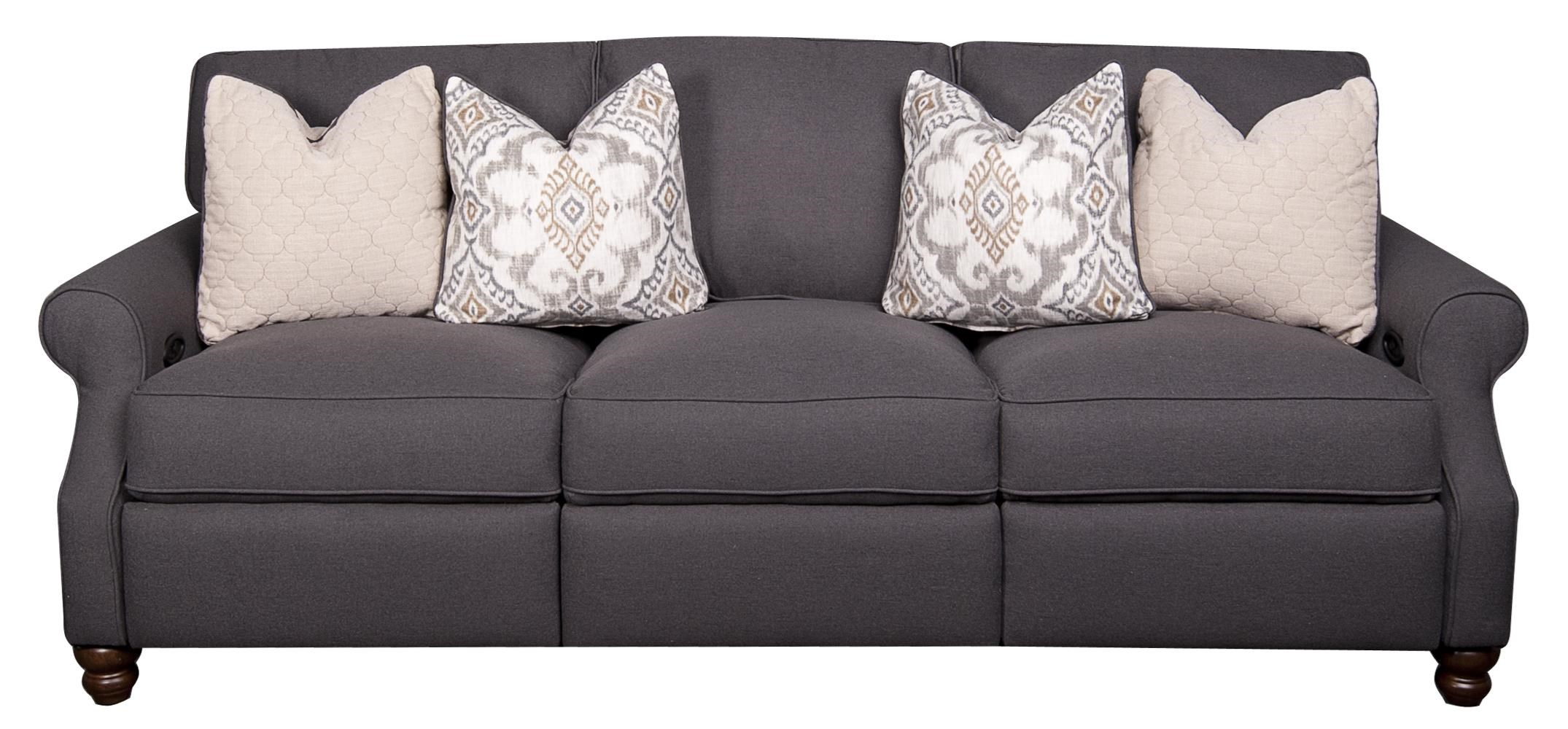 Elliston Place Dixie Dixie Power Hybrid Reclining Sofa - Item Number: 766450918