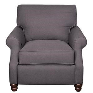 Elliston Place Dixie Dixie Power Reclining Hybrid Chair