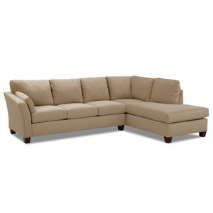 Elliston Place Drew Two Piece Sectional Sofa