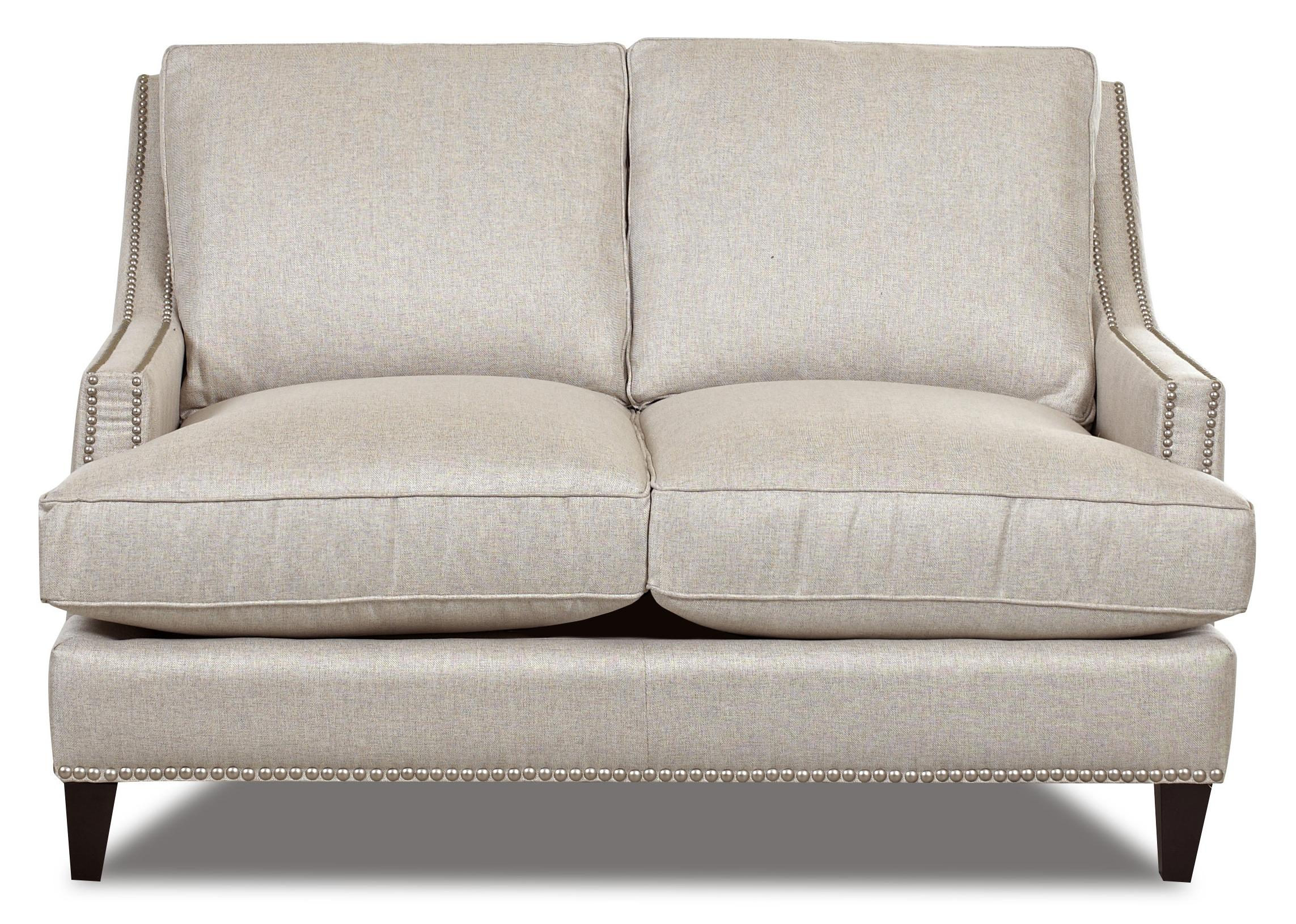 Superbe Klaussner Duchess Loveseat   Item Number: D40600 LS